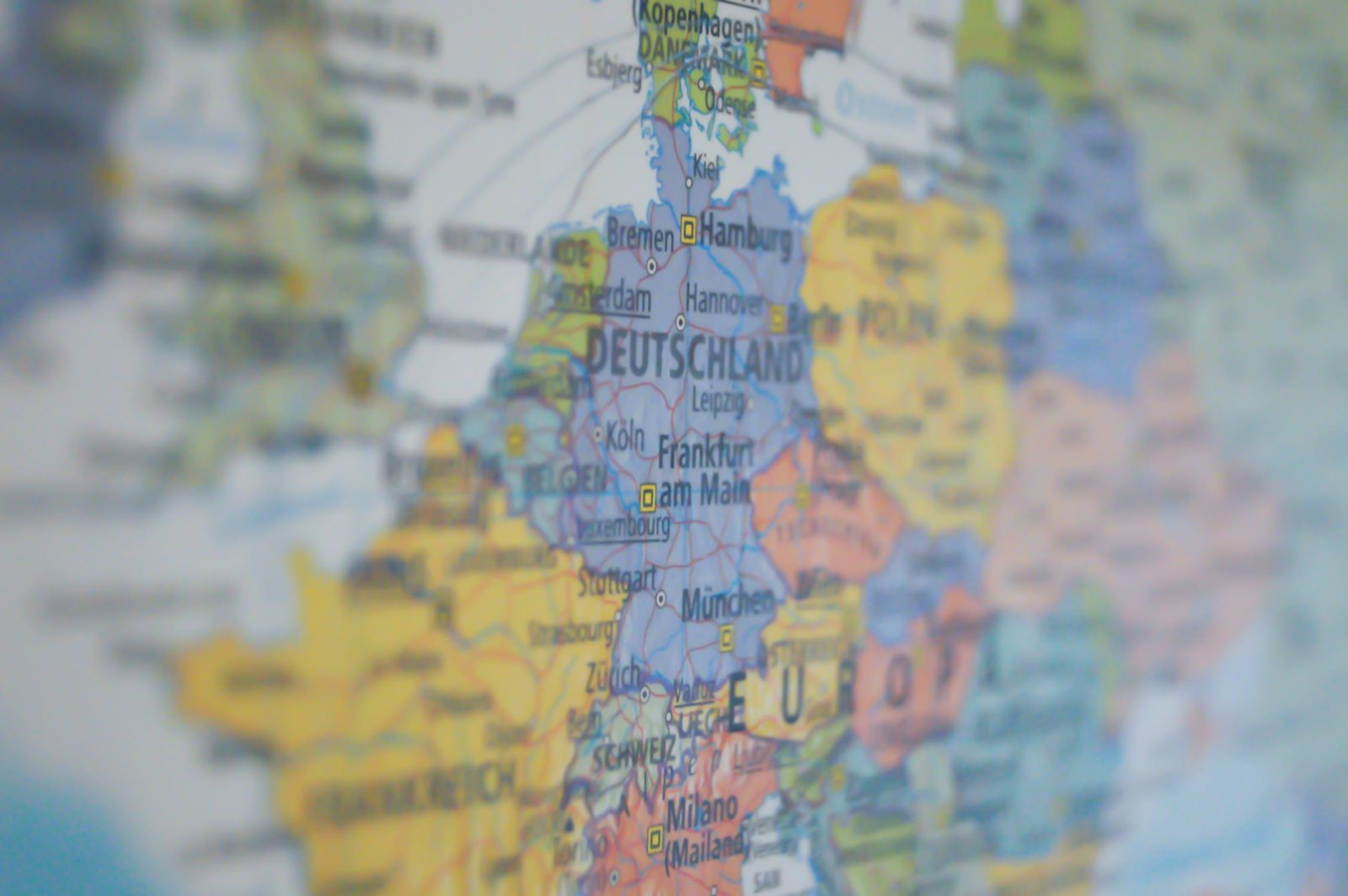 Europe aiming to be at forefront of fintech