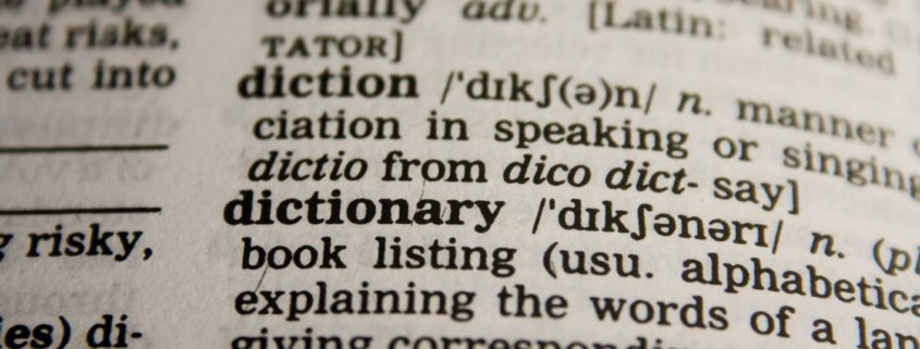 Fintech enters the Dictionary