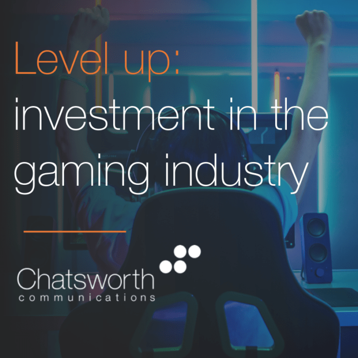 Investment in the gaming industry